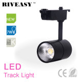 Ce&RoHS LED 가벼운 램프를 가진 7W 옥수수 속 검정 LED 궤도 빛