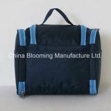海軍防水カスタム装飾的な旅行キットのオルガナイザーのハングの洗面用品袋