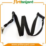 Customized Design Logo Tube Lanyard