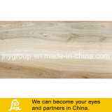 """Tuile rustique émouvante en bois de porcelaine pour l'étage 6 """" X36 """" (kaki)"""