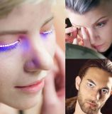Patry 대중적인 전용 개인 상표 다채로운 Synethetic 2017의 LED 채찍질
