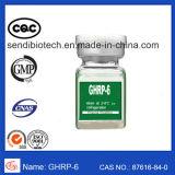 Injecteerbaar Menselijk (de Groei) Peptide van 99.9% Hormoon ghrp-6 voor het Bereiken van de Spier