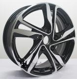Rueda de la aleación de aluminio de 16 pulgadas para Volkswagen