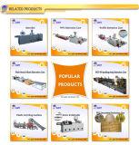 Strang-Rohr-Plastikproduktion Belüftung-vier, die Maschinen-Zeile bildend verdrängt