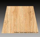 Azulejo de suelo rústico de la porcelana de la mirada de madera del material de construcción 600X600m m (TJ6617)