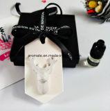 Difusor de cerámica perfumado del aroma de la decoración del coche (AM-151)