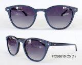 De nieuwe Komende Nieuwe Zonnebril Eyewear van de Acetaat van het Ontwerp Met de hand gemaakte