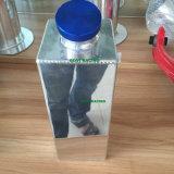 ألومنيوم واقي ريح فلكة زجاجة (2 [ليتر]) مع غطاء سيارة ماء مشعّ