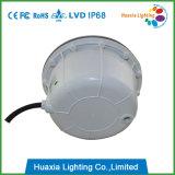 con la luz de la piscina del bulbo LED del lugar PAR56 del acero inoxidable