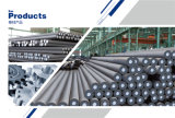 熱間圧延または合金またはカーボンまたは円形の棒鋼