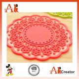 Coaster macio personalizado do PVC 3D com dois níveis ou detalhes 3D
