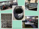 L'usine chinoise fabrique la chambre à air de première classe pour la moto (2.75-17)