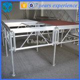 Im Freien Aluminiumlegierung-Stadiums-Fußboden