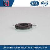 Rondelle plate d'acier du carbone pour des boulons et des noix de dispositif de fixation