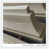 Классицистическая античная мраморный поверхность для граници стены здания
