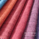 Poliester Linen Fabric para Sofa