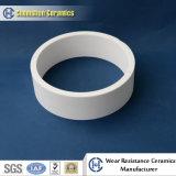 Anelli di ceramica dell'alta allumina di 92% per le applicazioni della soluzione di protezione di usura