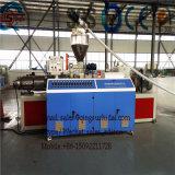 Placa de madeira da serragem da máquina da placa da estrutura da construção que faz a máquina a placa composta plástica de madeira que faz a máquina