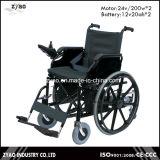 Preiswerter Preis-justierbarer elektrischer Rollstuhl