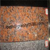 China possui o granito vermelho G562 da fábrica