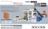 Bloc concret automatique de qualité faisant la machine
