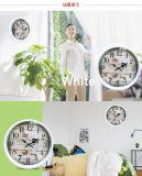 Товаров самого дешевого часы стены 12 украшения дома дюйма пластичные домашних, круглые пластичные часы стены, часы искусствоа, часы подарка