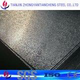De Plaat van het Aluminium van het Patroon van de sinaasappelschil in de Voorraad van de Plaat van het Aluminium