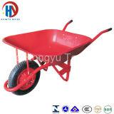 Carrinho de mão de roda pintado estilo de 3Sudeste Asiático