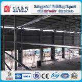 Prefabricated 금속은 날조된 창고 강철 구조물을 분해한다