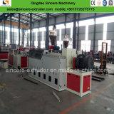 Maquinaria espumada Crusting de superfície da fabricação da placa do PVC