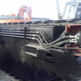 Excavador hidráulico de la correa eslabonada de la venta 3 de las cadenas el pontón caliente del tren de aterrizaje (Jyp-360)