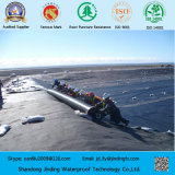 HDPE Geomembrane con la superficie lisa