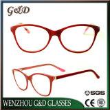 Het In het groot Frame van uitstekende kwaliteit van het Schouwspel van het Oogglas van Eyewear van de Acetaat Optische Cc1720