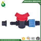 Пластичный клапан Offtake колючки Irrigtion для шланга Layflat