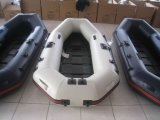 Ce 2 personne Hovercraft gonflable, Bass Boat, bateau gonflable