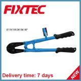 """A mão de Fixtec utiliza ferramentas o cortador de parafuso do aço do carbono de 12 """" 300mm"""