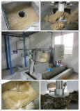 Cambouis de qualité asséchant l'industrie à vis d'eau usagée de textile de presse
