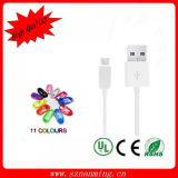 Usine Wholesale Colorful USB2.0 au câble usb de Micro
