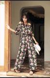 Heißes verkaufendes klassisches V-Stutzen Verband-Kleid-reizvolles Verein-Kleid für Großverkauf