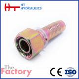 Toute la taille de l'ajustage de précision hydraulique de boyau/canalisation/du Fitting&Flange hydraulique (22211)