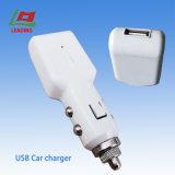 Mini carregador Emergency do carro de bateria do carro do USB do telefone móvel