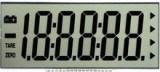 Écran LCD r3fléchissant de Htn pour l'écran de Htn de vélo