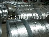DX51D + Z inmersión en caliente de zinc tiras Escudo de acero / acero con recubrimiento de zinc de Gaza