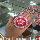 Metallschneidende Maschinen-Laser-Gravierfräsmaschine mit niedrigem Preis