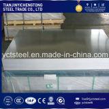 Preço inoxidável da chapa de aço 304 de ASTM A240 por a tonelada