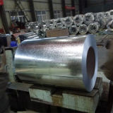Катушка листа цинка гальванизированная строительным материалом стальная в плите Dx51d+Z180