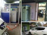 Nissans treiben Chademo Gleichstrom-schnelle Aufladeeinheit 50kw 111A Blätter