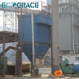 Промышленный сборник пыли системы фильтрации газообразного отхода