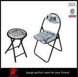 Стул нося складчатости стула нового просто кофеего напольный обедая легкий пластичный