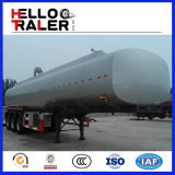 3 Radachsen-Vakuumwasser-Öltank-halb Schlussteil-Kraftstoff-Transportvorrichtung-Tanker-Schlussteil